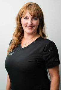 Office Manager Lori Campbell